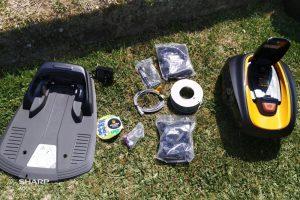 accesorios ROB R600