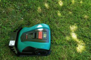 robot cortacesped Bosch barata