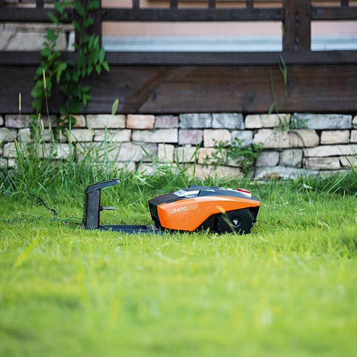 robot cortacesped yardforce